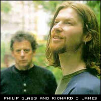 Aphex Twin Philip Glass
